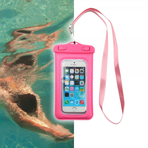 Floating Waterproof bag for mobile phone